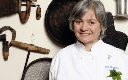 Nadia Santini, desemnată cea mai bună bucătăreasă-șefă din lume