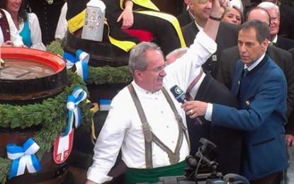 15 milioane de halbe de bere vor fi băute la München cu ocazia Oktoberfest