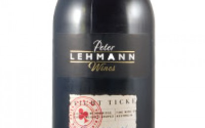 Peter Lehmann Weighbridge Shiraz 2009