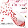 Primăvara în rosé