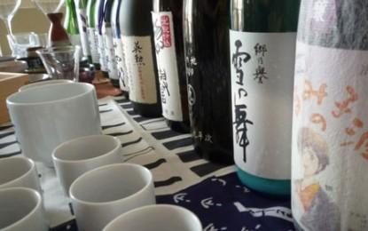 Știți care e diferența dintre vin și saké?