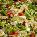 Salată de pui cu paste