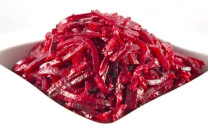 Salate de sfeclă roșie