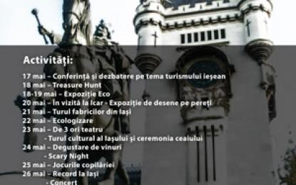 Săptămâna Turismului la Iași