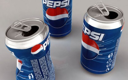 Pepsi încă n-a renunțat la substanțele cancerigene din formula sa